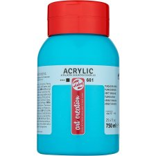 ROYAL TALENS Acrylfarbe ArtCreation türkisgrün 750 ml