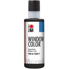 Marabu Window Color fun & fancy 80 ml Konturen schwarz