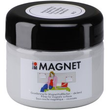 Marabu Magnetfarbe Colour your dreams grau 475 ml