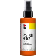 Marabu Textilsprühfarbe Fashion Spray rotorange 100 ml