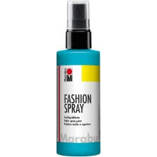 Marabu Textilsprühfarbe Fashion Spray karibik 100 ml