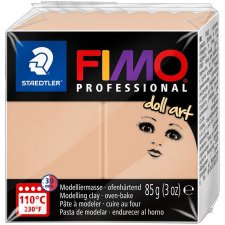 FIMO PROFESSIONAL Modelliermasse doll art sand 85 g