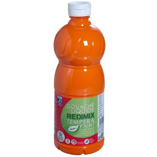 LEFRANC & BOURGEOIS Gouachefarbe 1.000 ml orange