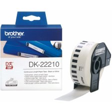 brother DK-22210 Endlos Etiketten Papier 29 mm x 30,48 m...