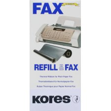 Kores Thermotransferrolle für brother Fax 1010 schwarz...
