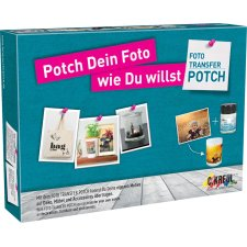 KREUL Foto Transfer Potch Set Neues Design