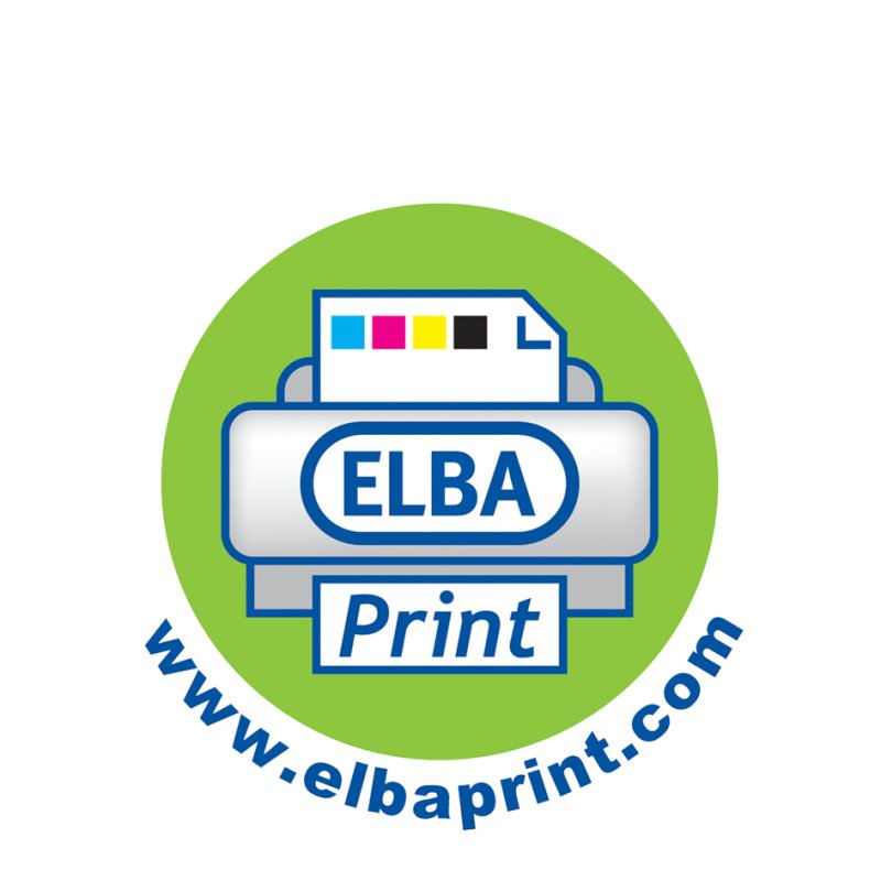 """ELBA Pr/""""sentations-Ringbuch POLYVISION sortiert 30 mm"""