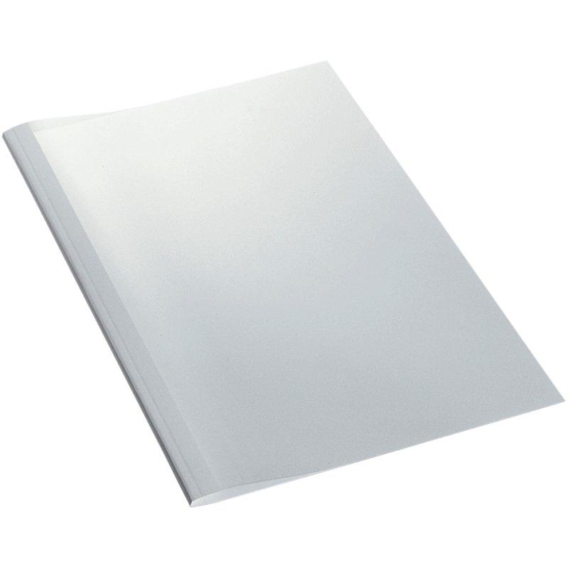 3 mm DIN A4 weiß LEITZ Thermobindemappe Standard