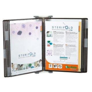 Tarifold Tdisplay Sterifold Sichttafel Standard A4 Schwarz Preis