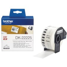 brother DK 22251 Endlos Etiketten Papier 62 mm x 15,24 m