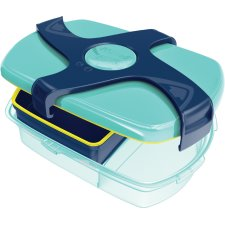 Maped PICNIK Brotdose CONCEPT LUNCH-BOX blau/türkis 1,78 l