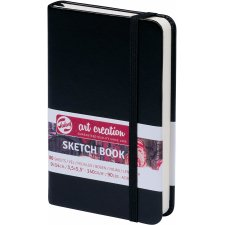 ROYAL TALENS Art Creation Skizzenbuch 90 x 140 mm schwarz...