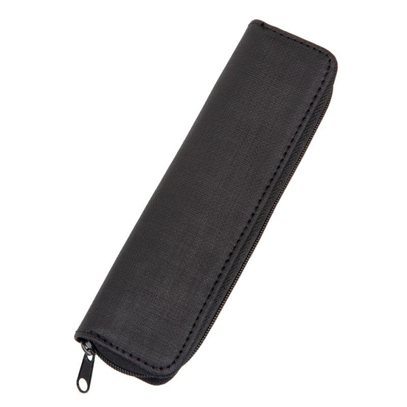 PARKER Schreibgeräte-Etui für 2 Schreibgeräte schwarz Leder