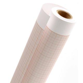 CANSON Millimeterpapier-Rolle 750 mm x 10 m 90 g//qm dunkelbraun