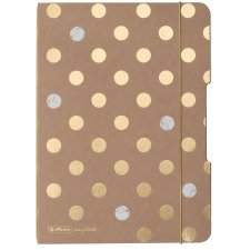 Herlitz Notizheft my.book flex Pure Glam A5 mit 40 Blatt