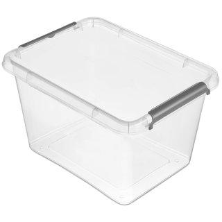 keeeper Aufbewahrungsbox//Clipbox Lara 3,1 Liter Abbildung ähnlich