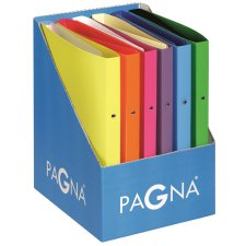 PAGNA Ringbuch PP A4 Ringdurchmesser 25 mm Thekendisplay