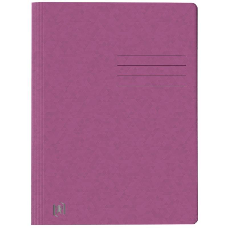 Herlitz Eckspannermappe easyorga DIN A4 violett